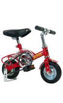 QU-AX Minibike, rot