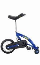 QU-AX Balance Trainer, blau