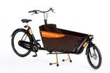 Das Bertus Cargo Bike, hergestellt von Bakfiets.nl