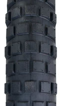 QU-AX Reifen 406×67 mm (20″x2,5″) Q-Cross, schwarz