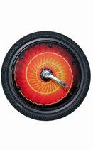 Radkappensatz, 406 mm (20″) Firewheel