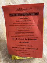Dinkel-Kartoffelkruste (100% Dinkel)