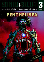 SANTO SILVA - EPISODE 3: PENTHELISEA (Heft 3)