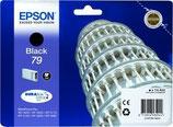 Tintenpatrone Black T790140