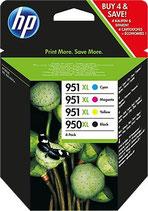 Tintenpatrone 950XL / 951 XL Combopack