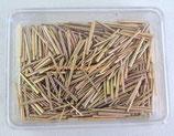 Assortiment de 500 goupilles laiton