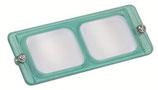Plaque binoculaire de rechange Opti'visor