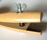 Etau à main en bois plat