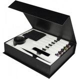 "Coffret d'outils ""Black & White""avec coffret noir - BERGEON"