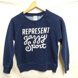 JazzySport REPRESENT Sweatshirt (W's)
