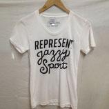 JazzySport REPRESENT T-Shirt (W's)