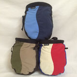 Geo Chalk Bag with Belt