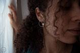 Boucles d'oreilles BULLE
