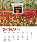 *SALE* 2018 DESK CALENDAR Hotty Toddy Oxford