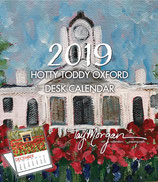 2019  HOTTY TODDY DESK CALENDAR
