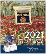 2021 HOTTY TODDY *ON SALE NOW* DESK CALENDAR **