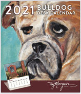 2021  MSU DESK *ON SALE NOW* CALENDAR (MSU Bulldog). ** ON SALE NOW**