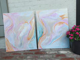 Custom Abstract Painting- You chose size and colors