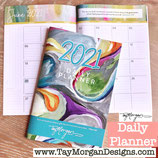 *SOLD OUT*** 2021 DAILY PLANNER CALENDAR