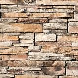 Alu Dibond Platte – Motiv Steinmauer