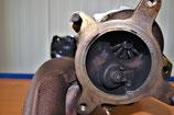 TTE 420 Turbolader inkl. Abgaskrümmer