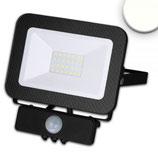 LED Fluter 30W mit PIR Bewegungsmelder
