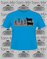 Camiseta Mod. ENCIERRO INFANTIL.