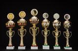 # 26 Pokale für alle Sportarten