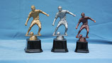# 66063 Fußballer Gold, Silber/Bronze