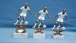 #66067 Fußballer in Farbe Weiß