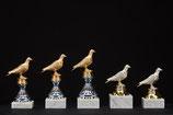 # 25 Taubenständer  -  Mengen bitte erfragen - sind begrenzt