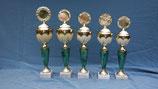 #66023 Cup in Gold, Mittelteil in Grün