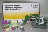 Liebherr R313 Hydraulik-Kettenbagger