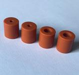 Silikondämpferset für 3D Druckbetten