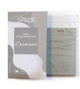 Geurkaarten in  4 bekende Le Essenze di Elda Wasparfum geuren