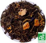Thé Vert Bonne Humeur Orange-Vanille Bio