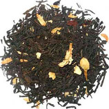 thé noir: Earl grey fleur blanche