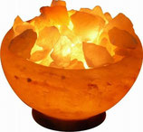 Himalaya Zoutlamp Fire Bowl