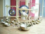Gutschein für Klangschalen, Gong, Zubehör und Tachyonenprodukte