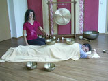 Gutschein für Klangmassage Intensiv Ausbildung in München
