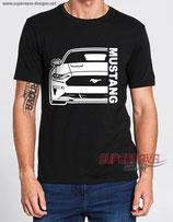 Mustang 2017 (7)  T-shirt
