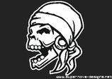 """Totenkopf """"Pirat"""""""