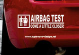 Airbag Test