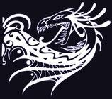 Drachen Aufkleber 28