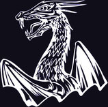 Drachen Aufkleber 18