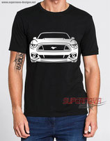 Mustang 2014-2017 (6) T-shirt
