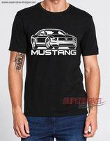 Mustang 2005-2009 (5) T-shirt