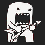 Domo with Guitar