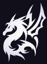 Drachen Aufkleber 4