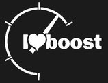 I Love my boost